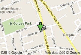 Map & Directions to Franklin Street Baptist